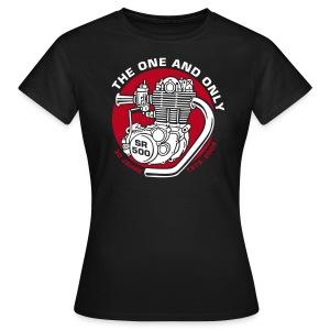 Girlie 30 Jahre SR 500 - Frauen T-Shirt