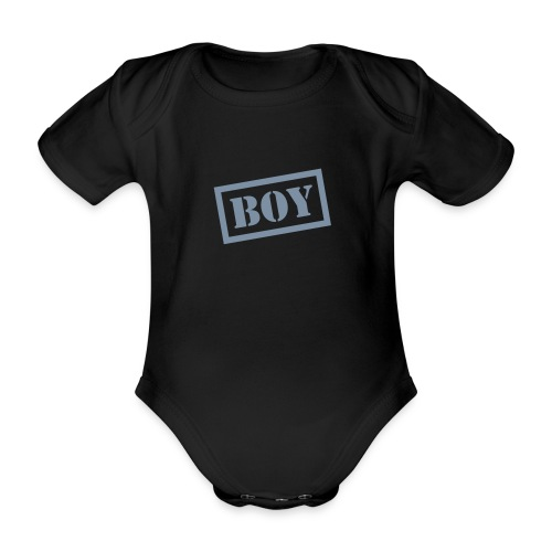 T shirt  BEBE GARCON - Body bébé bio manches courtes