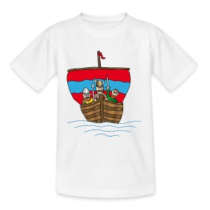 Tee-shirt Viking - T-shirt Enfant