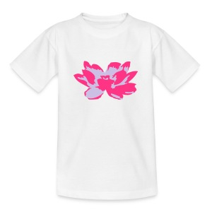 Tee-shirt Lotus - T-shirt Enfant