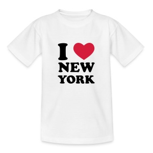 Tee-shirt New York - T-shirt Enfant