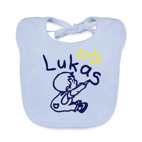 Lukas - Bio-slabbetje voor baby's