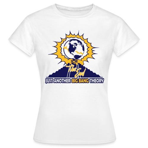Weltuntergang - Frauen T-Shirt