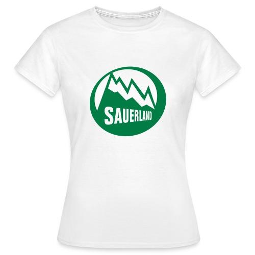 Alpenland - Frauen T-Shirt