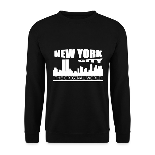 Pull homme new york city - Sweat-shirt Homme
