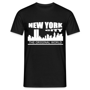 T shirt homme new york city - T-shirt Homme