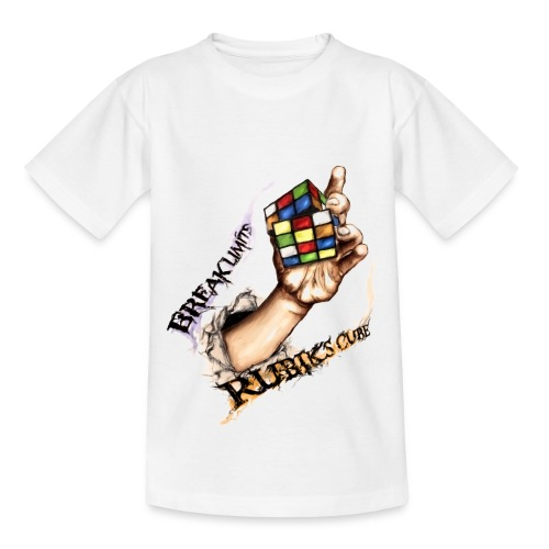 Breaking Limits - Børne-T-shirt