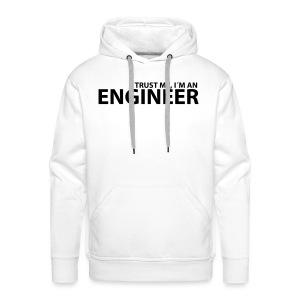 Trust me im an Engineer - Men's Premium Hoodie
