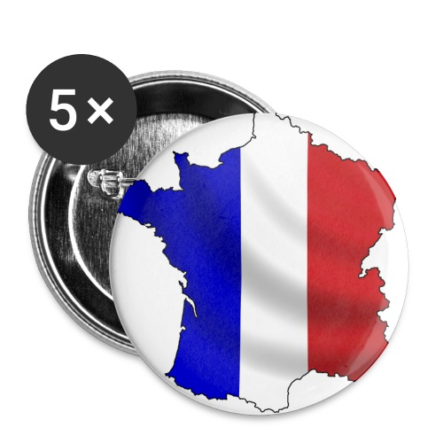Pinsse France - Badge petit 25 mm