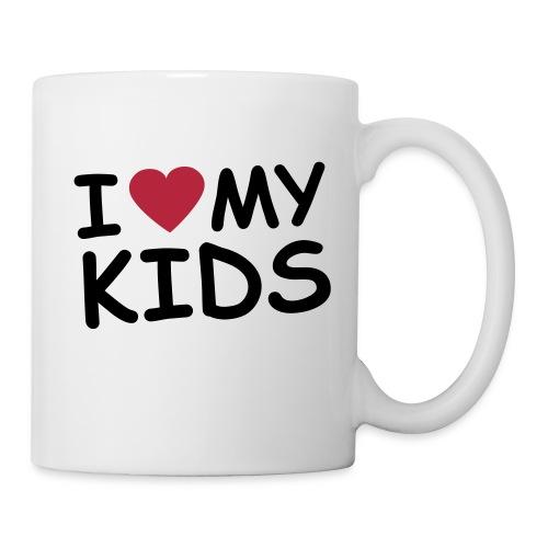 beker love my kids - Mok