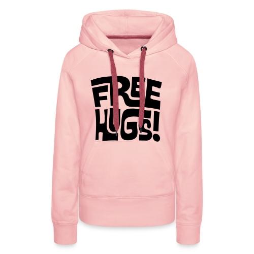 @weloveeeit - Vrouwen Premium hoodie