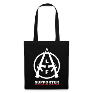 Animal Liberation Front Supporter - Stoffbeutel