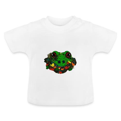 baby T-shirt met kikker - Baby T-shirt