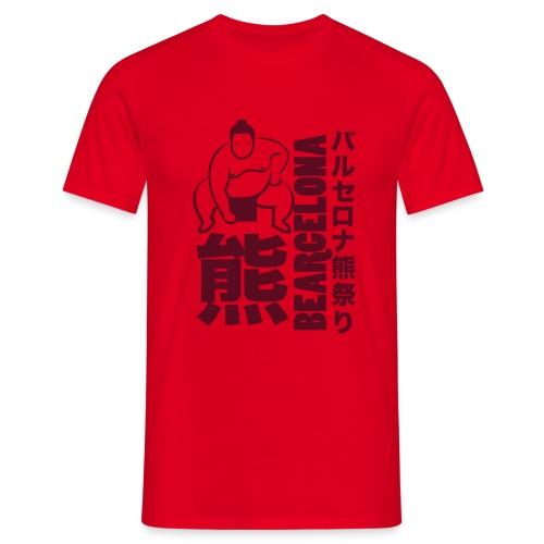 Bearcelona.XII - Men's T-Shirt