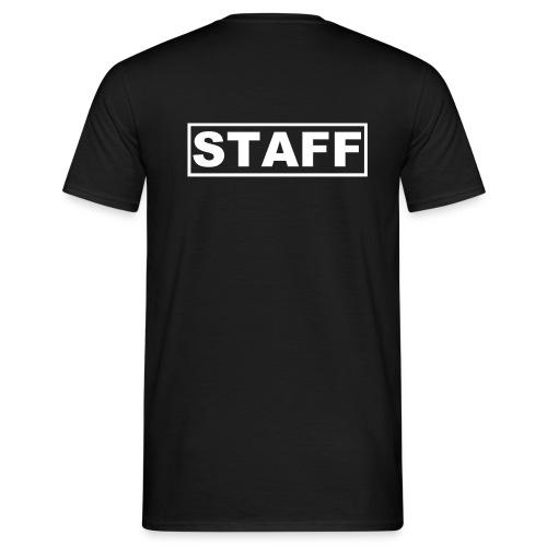 Staff - T-skjorte for menn
