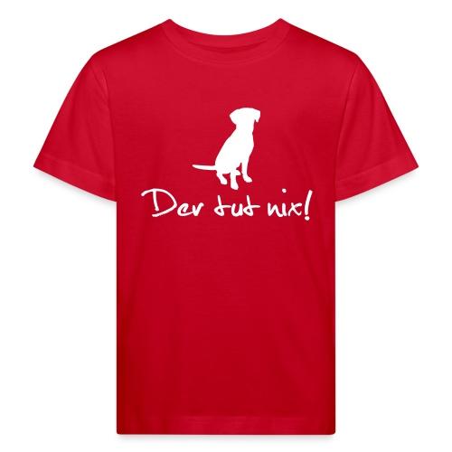 Der tur nix KIDS - Kinder Bio-T-Shirt