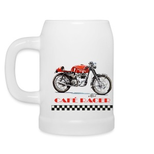 CAFE RACER - Royal Enfield Constellation Beer Mug - Beer Mug