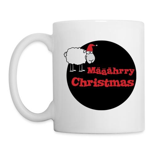 Määährry Christmas rund - Tasse
