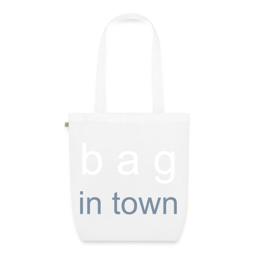 bag in town - Bio-Stoffbeutel
