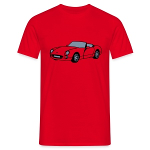 Chimaera sports car Red T-Shirt - Men's T-Shirt