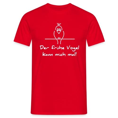 Langschläfer  - Männer T-Shirt
