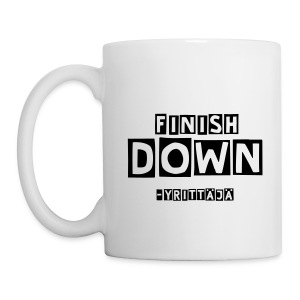 Finish down -muki - Muki