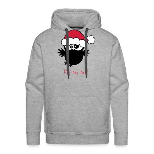 EULE // Weihnachten // Hui - Männer Premium Hoodie