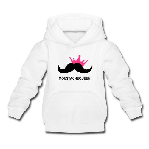 Moustachequeen - Kinder Premium Hoodie