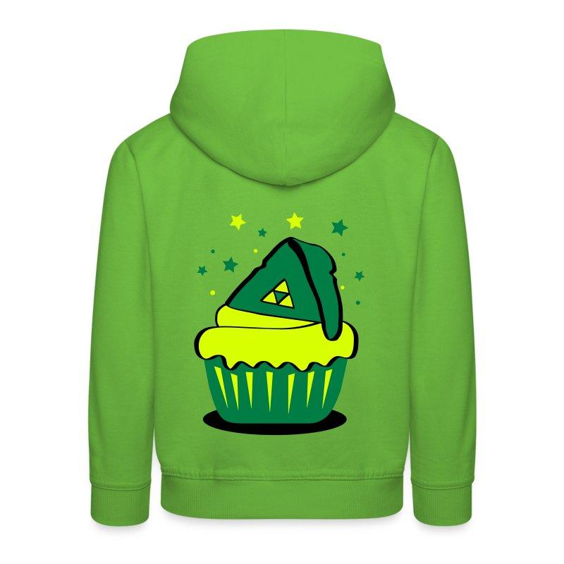 Mastercupcake - Kinder Premium Hoodie