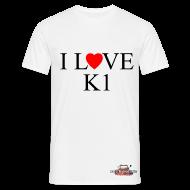 Magliette ~ Maglietta da uomo ~ I love  K1