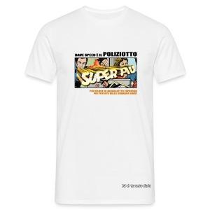 Poliziotto superpiù - Bud & Terence Style Collection - Maglietta da uomo