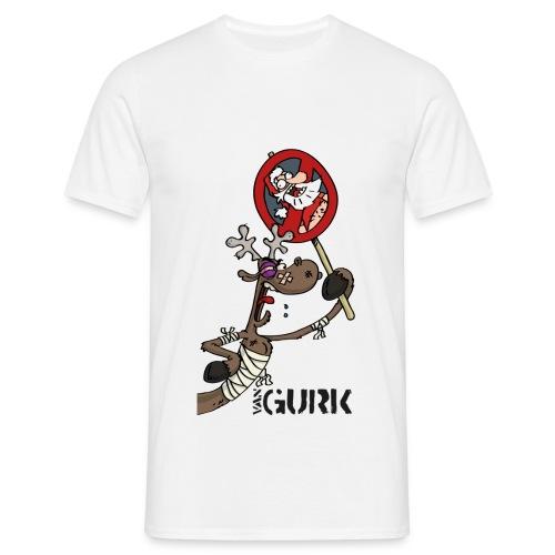 VAN GURK Männer T-Shirt Flitzer - Männer T-Shirt