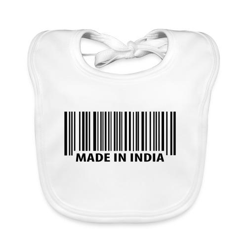 Bio-slabbetje voor baby's. Made in India - Bio-slabbetje voor baby's