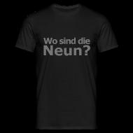 T-Shirts ~ Männer T-Shirt ~ Neun-Shirt