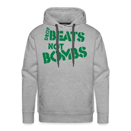 drop beats :) - Men's Premium Hoodie
