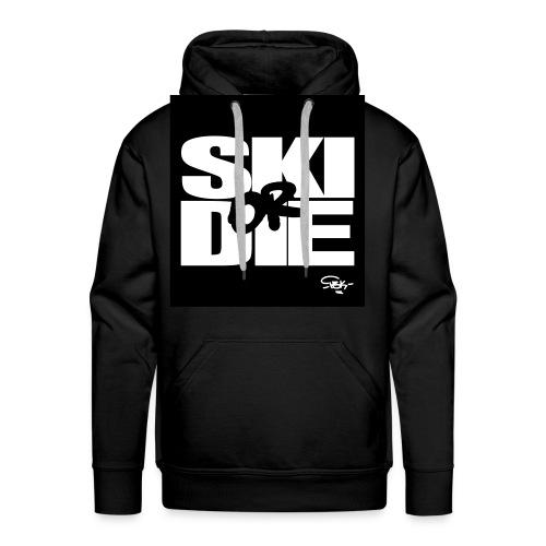SOD HOODIE BLACK/WHITE - Männer Premium Hoodie