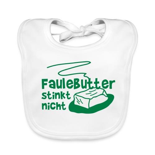 Faulebutter - Baby Bio-Lätzchen