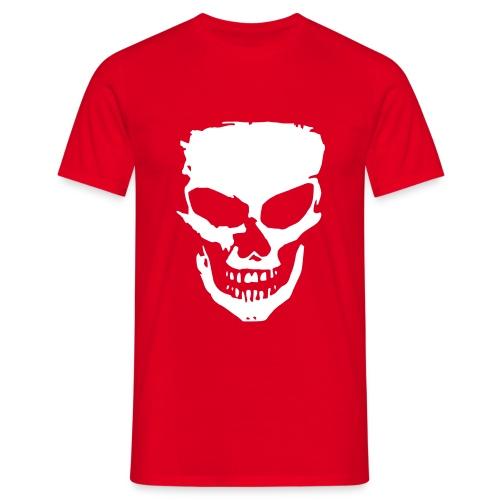 Skull - T-skjorte for menn