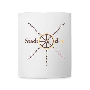 M21 Stadtrattasse - Tasse