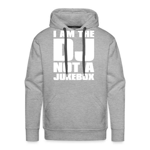 Dj lluks sweater - Mannen Premium hoodie