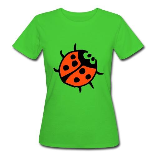 ympäristöystävällinen leppispaita - Naisten luonnonmukainen t-paita