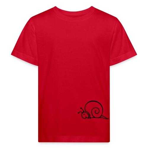 Etena-tpaita - Lasten luonnonmukainen t-paita