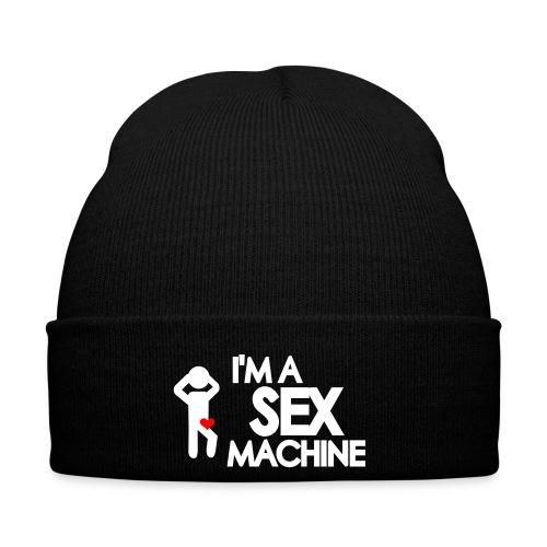 I'm a sex machine hat - Wintermuts