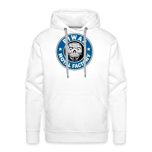 BIWAA ROYAL FACTORY Hoodie - Sweat-shirt à capuche Premium pour hommes