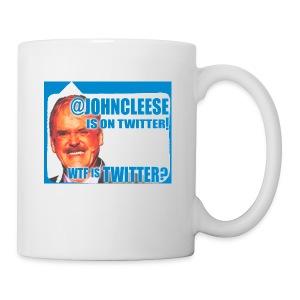 WTF is Twitter? Mug - Mug