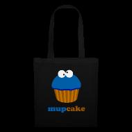 Tassen & rugzakken ~ Tas van stof ~ Mupcake tas