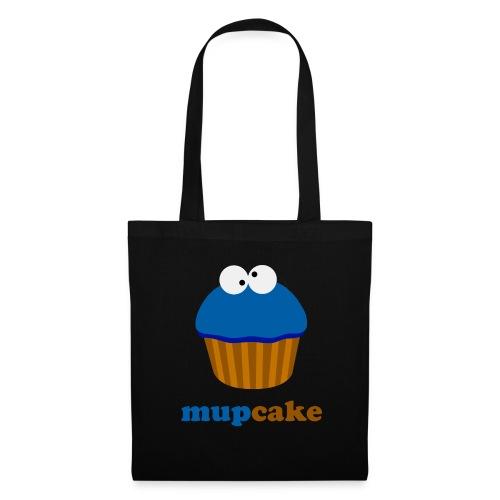 Mupcake tas - Tas van stof