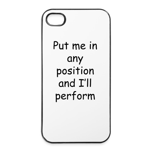 Iphone 4 /4s cover - iPhone 4/4s Hard Case