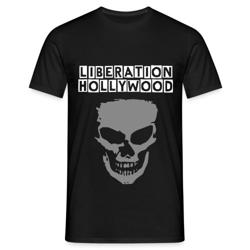 Silver Skull Mens - Men's T-Shirt