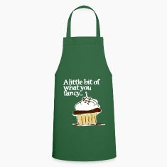 A little bit of what you fancy... Cupcake Apron (g